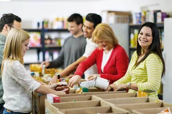 חלוקת מצרכי מזון