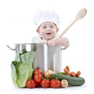 ספר המתכונים - להאכיל תינוק רעב
