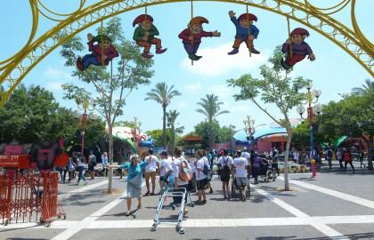 5 ימים של כיף והנאה: מחנה קיץ של 'עם אחד'